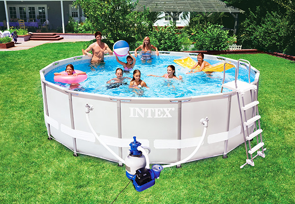 Piscine D Angle Hors Sol Of Piscines Hors Sol Piscines Hydro Sud