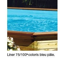 piscine hors sol bois rectoo m2 7 60 x 3 90 m h 1 33 m gardipool. Black Bedroom Furniture Sets. Home Design Ideas